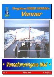 Blad nr. 1 marts 2006 - Peder Skrams Venner