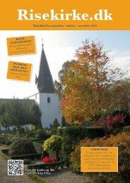 Kirkeblad for september · oktober · november 2012 ... - Rise Kirke