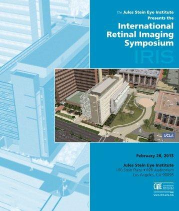 IRIS brochure - Jules Stein Eye Institute