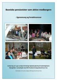 Bosniske pensionister som aktive medborgere - Ensomme Gamles ...