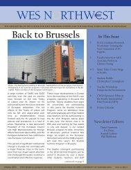 Back to Brussels - Jackson School of International Studies ...