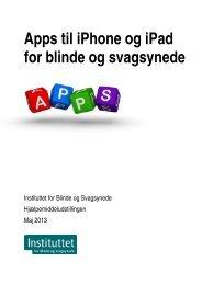 Appliste IBOS maj 2013 i PDF-format