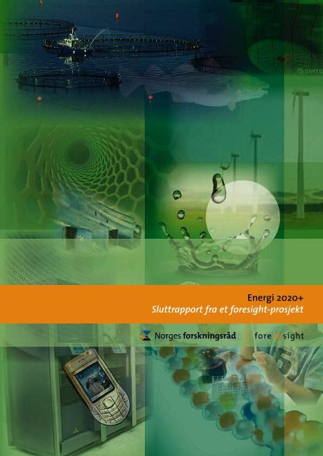 Energi 2020+ - Norges forskningsråd