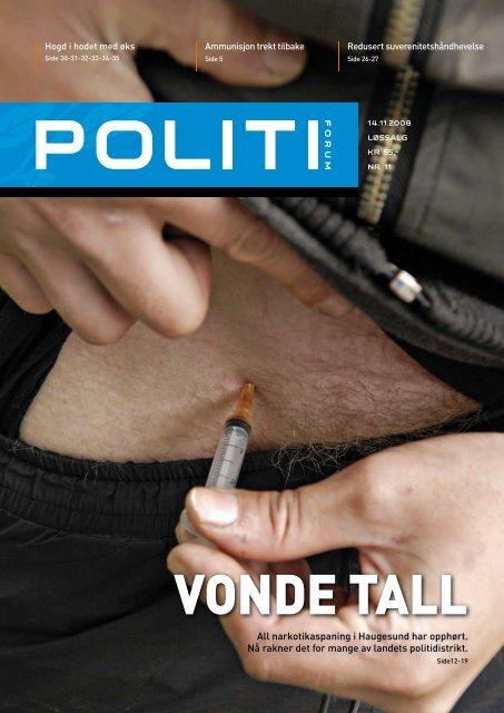 November - Politi forum