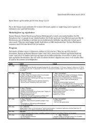 Medarbejdere og rejseledere Program - Djurslands Efterskole
