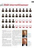 GLAD FOR AT JEG LEVER - Politiforum - Page 7