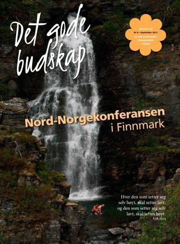 Nord4Norgekonferansen i Finnmark - DFEF
