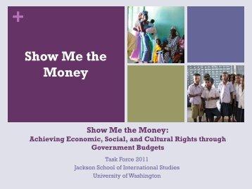 Expert Evaluation Presentation - Jackson School of International ...