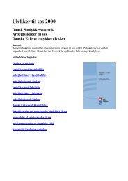 Ulykker til søs 2000 - Søfartsstyrelsen