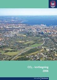 CO2 kortlægning 2006 (pdf 2 MB) - Aarhus.dk