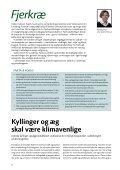 med regnskab for 2009 - Videncentret for Landbrug - Page 2