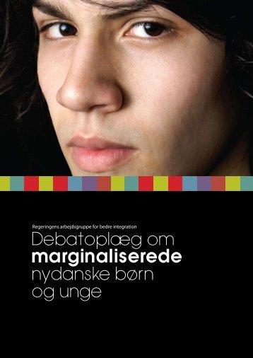 Debatoplæg om marginaliserede nydanske børn og ... - Ny i Danmark