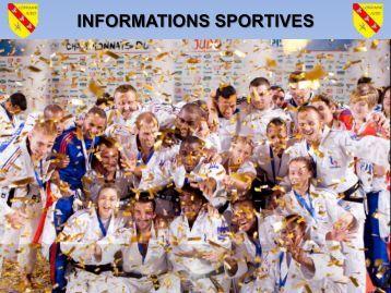 COMPTE RENDU - Ligue lorraine de judo
