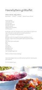 Selskaber– 4 timers arrangement - Havnehytten - Page 2
