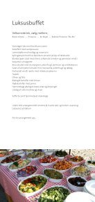 Selskaber– 4 timers arrangement - Havnehytten - Page 4