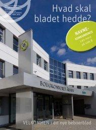 01 / Oktober 2011 - Boligkontoret Aarhus