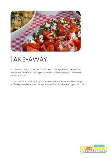 Take-away - Havnehytten