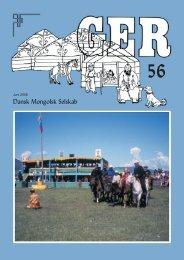 29 - Dansk Mongolsk Selskab