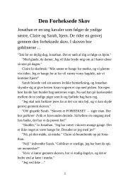 Den Forheksede Skov - Pornobiblioteket.dk