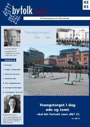 byfolk_info_2003_no_02 - Foreningen Byfolk Oslo Sentrum