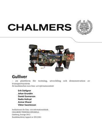 Gulliver - Chalmers tekniska högskola