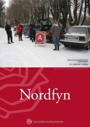 Nr. 1 · januar 2011 · 6. Årgang - Socialdemokraterne på Nordfyn