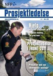 Last ned nummeret i pdf - Norsk senter for prosjektledelse - NTNU