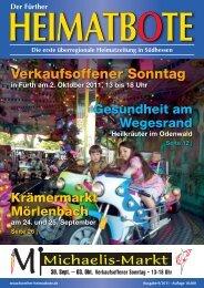 Verkaufsoffener Sonntag - frther-heimatbote-22b.de