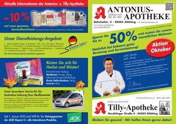 84503 Altötting - Antonius-Apotheke