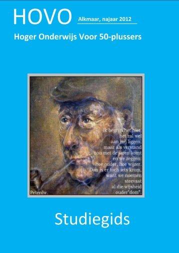 programma - HOVO Alkmaar