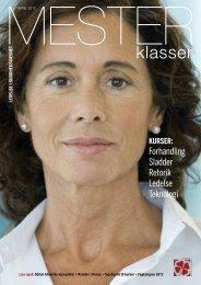 MesterklasserENDELIG_11 04 2012 - Dansk Sygeplejeråd