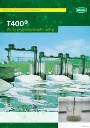 T400® - Kluthe Benelux BV
