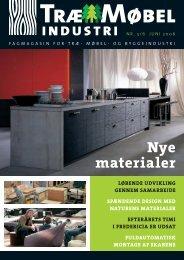 Nye materialer - Techmedia
