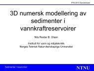 NTNU - Energi Norge