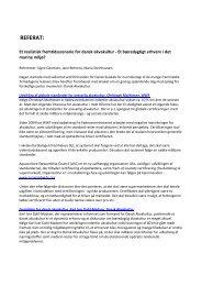 Se referat og indslag - Dansk selskab for marinbiologi
