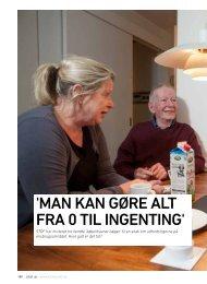 dansk misbrugsbehandling mangler læger, volumen og ... - Stof