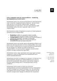 5 Ph.d.-stipendier inden for emneområderne - Arkitektskolen Aarhus