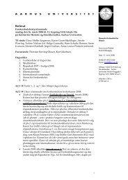 AU-design: Dansk brev - afdelingsmaster 1.03.808 - Danmarks ...