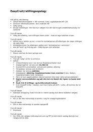 Guide til stillingsopslag.pdf - e-Dok