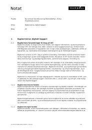 1. Bygherrekrav digitalt byggeri - Urban Mediaspace Aarhus