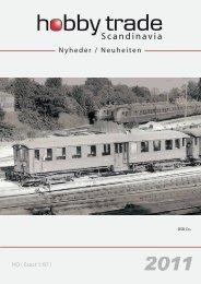 01 Hobbytrade Nyheds Katalog 2011 - rocky-rail.com