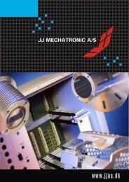 Præsentationsflyer - til udskrift - JJ MECHATRONIC A/S