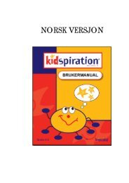 Brukermanual-Kidspiration.pd - Skien kommune