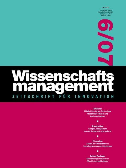 Wirtschafts- und Wissenschaftsthema ... - Lemmens Medien GmbH