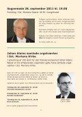 Efterår 2011 - Sct. Mortens Kirke - Page 3