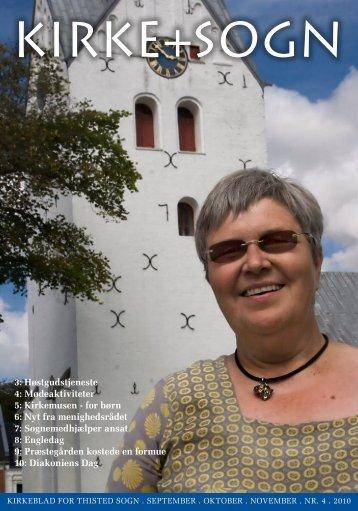 TAK FOR HJÆLPEN! - Thisted Kirke