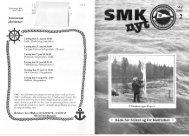 SMK-Nyt 2 - Silkeborg Motorbåd Klub