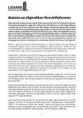 25837 Klart Spår 2-09 - Järnvägsfrämjandet - Page 3