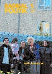 Radikal Politik 5/2005 - Radikale Venstre