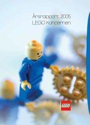 Årsrapport 2005 LEGO Koncernen